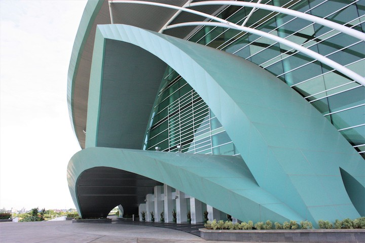 Borneo Convention Centre Kuching Building