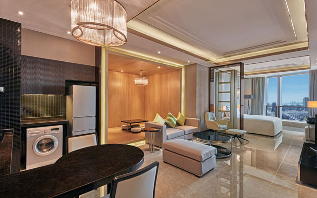 Hilton adds 224 full-service residences to Haikou property