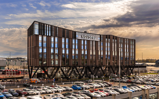 New-build Novotel Christchurch Airport opens
