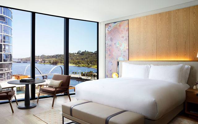 The Ritz-Carlton returns Down Under with 100th property