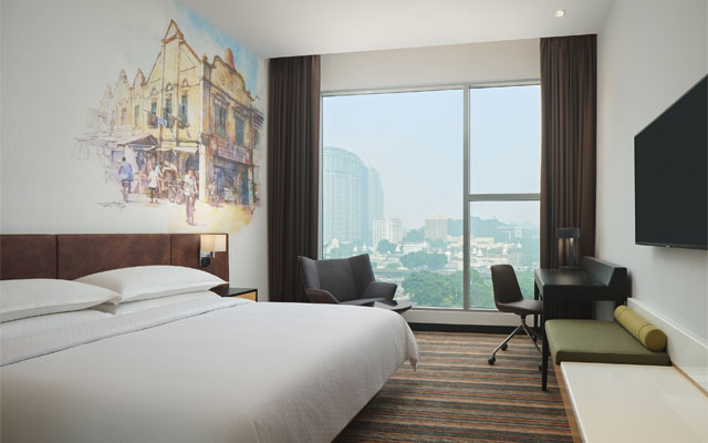 Four Points by Sheraton Kuala Lumpur, Chinatown now open for business