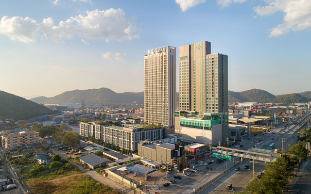 Thailand's EEC gets new Holiday Inn
