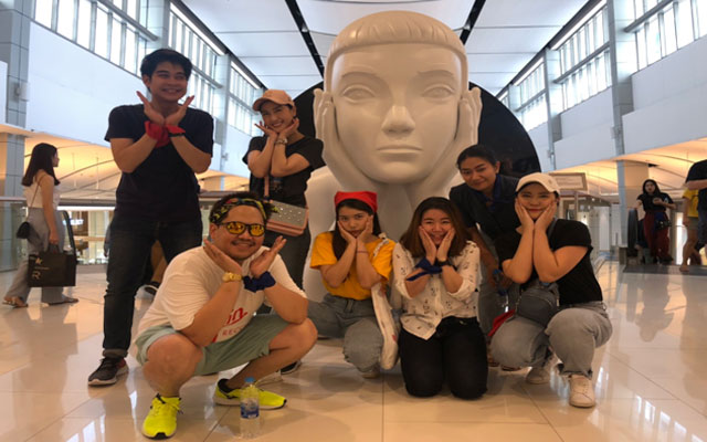 Bangkok Venue Collection offers free teambuilding sessions