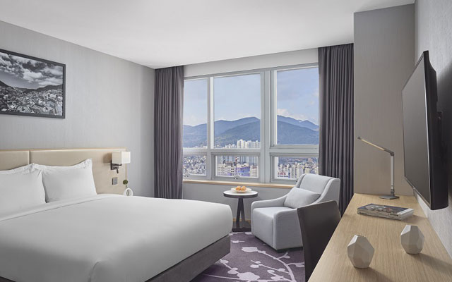 Avani opens in Busan's financial hub