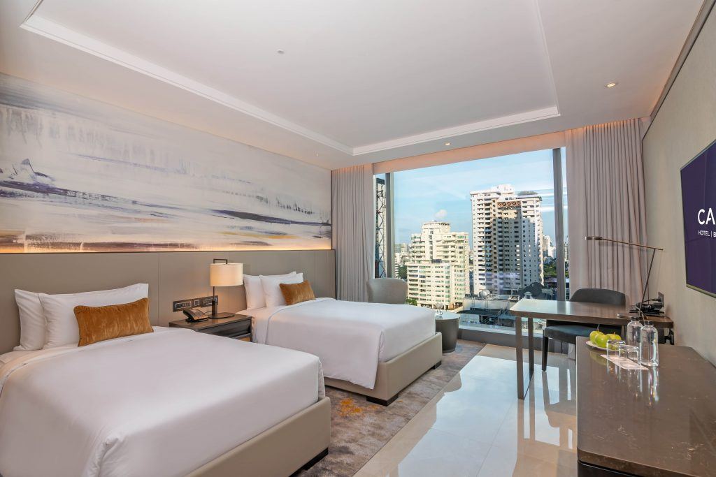 Carlton debuts in Bangkok with a hotel ideal for meetings