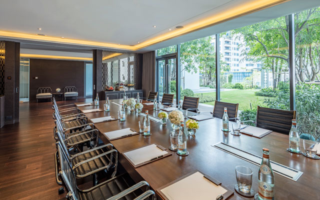 137 Pillars offers meeting packages at its two Thai properties