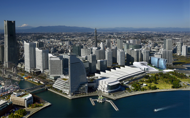 Pacifico Yokohama North now open for business