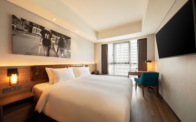 Seoul's Hongdae gets a new Mercure this August