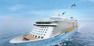 Business and pleasure come together onboard Royal Caribbean Cruises