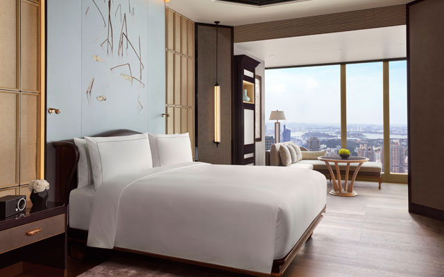 Ritz-Carlton opens its doors in Nanjing