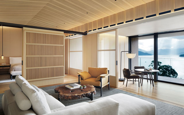 Ritz-Carlton opens luxury wellness-focused resort in Nikko