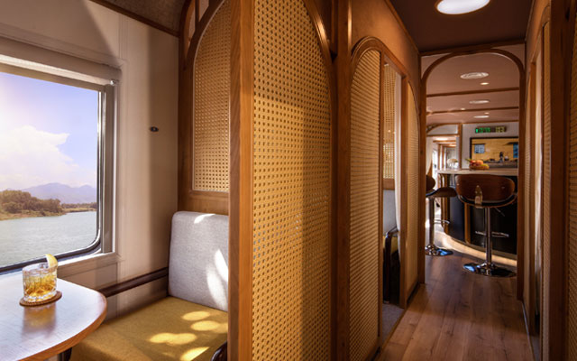 Anantara offers luxury train trips through Vietnam