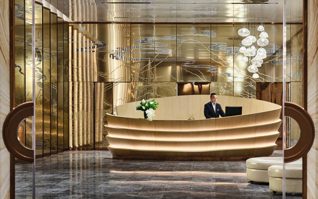 InterContinental Chongqing Raffles City welcomes first guests
