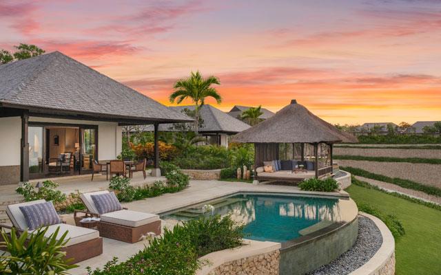 New Raffles hotel opens in Bali