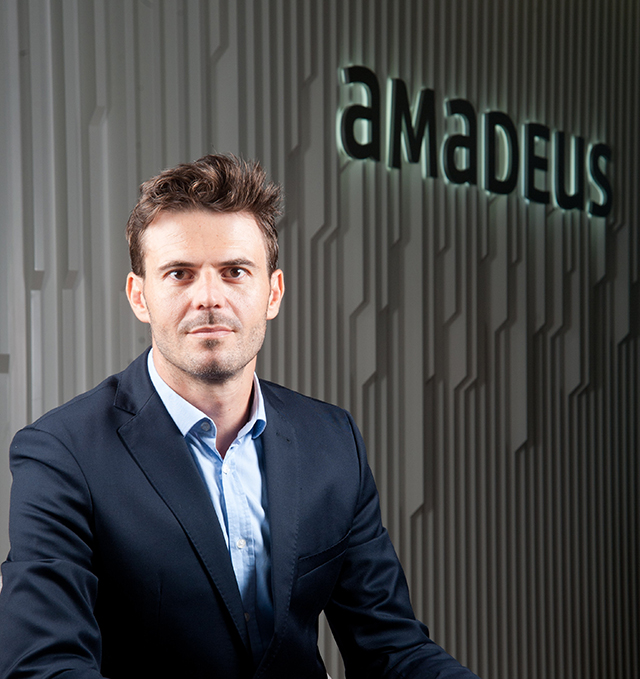 Renaud Nicolle, vice president, business travel, Amadeus Asia-Pacific