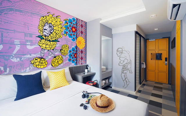 Ascott opens its first lyf coliving property in Thailand
