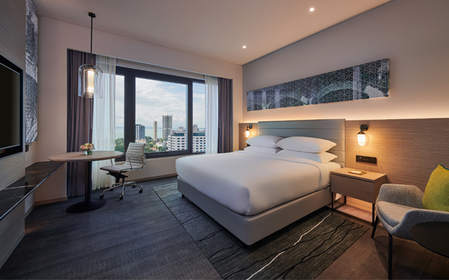 Penang welcomes a Courtyard by Marriott
