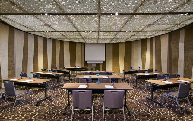 Meet with Confidence at Crowne Plaza Changi Airport