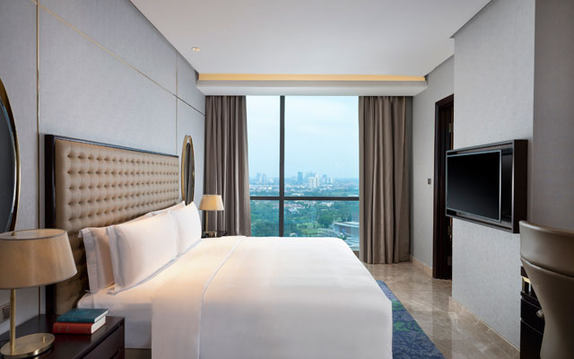 InterContinental Hotels & Resorts opens first residence in Indonesia