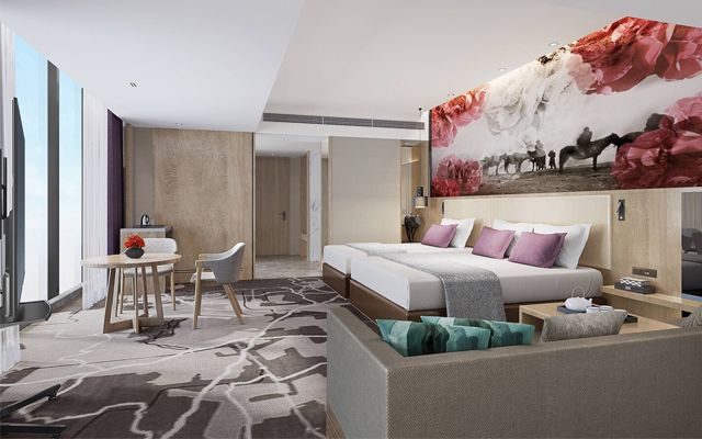 Kunming welcomes two Marriott-branded hotels