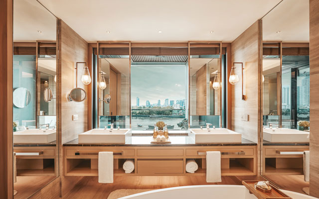 Capella opens first Thai property in Bangkok