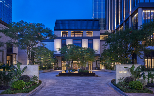Andaz Xiamen throws opens its doors