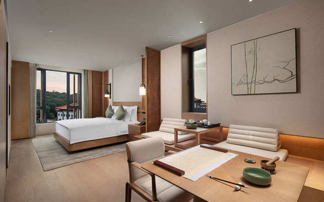 Hyatt adds wellbeing-focused Grand Wuji Hotel to China portfolio