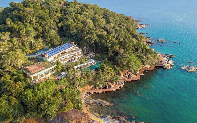 Six Senses Krabey Island available for private buyout