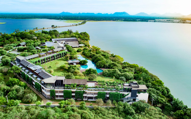 First DoubleTree by Hilton resort opens in Sri Lanka