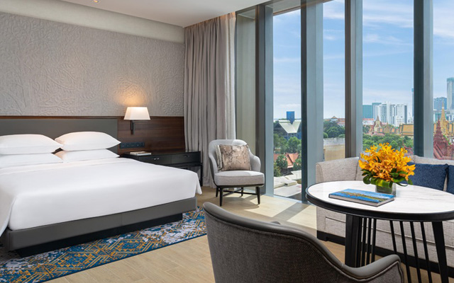 Hyatt opens first hotel in Cambodian capital