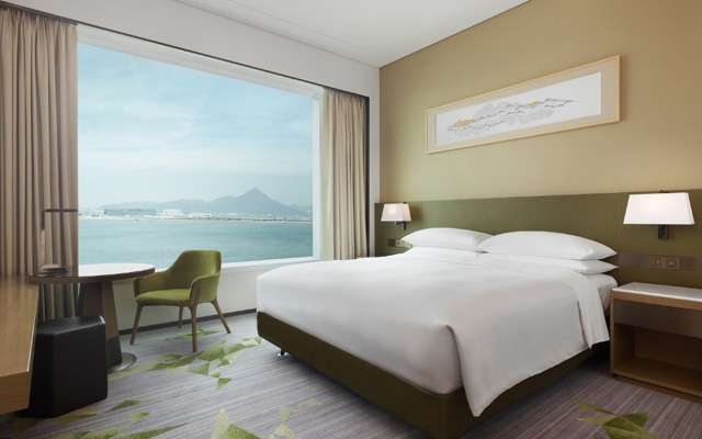 Sheraton opens second Hong Kong outpost
