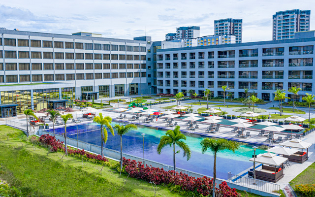Hilton opens third hotel in the Philippines
