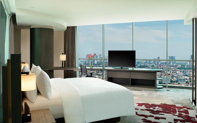 Hilton steps into Surabaya