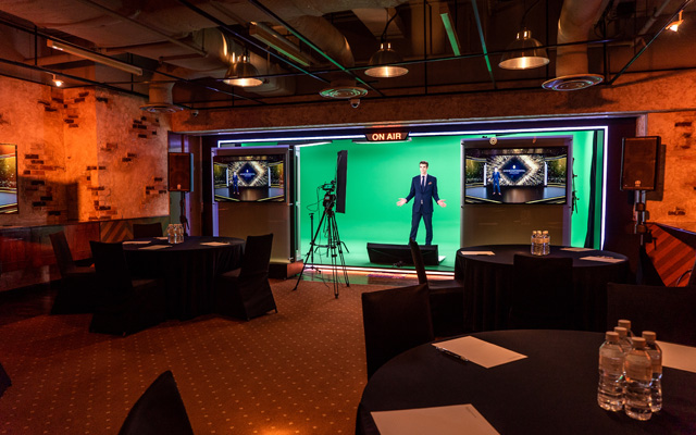 Intercontinental Singapore sets up hybrid production studio