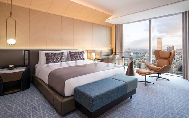 Fairmont plants flag in Seoul