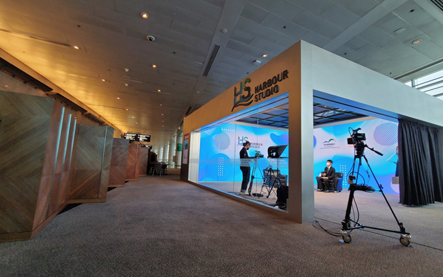 HKCEC provides one-stop solution for virtual events
