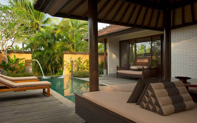 Reunite in a locally-owned Bali resort