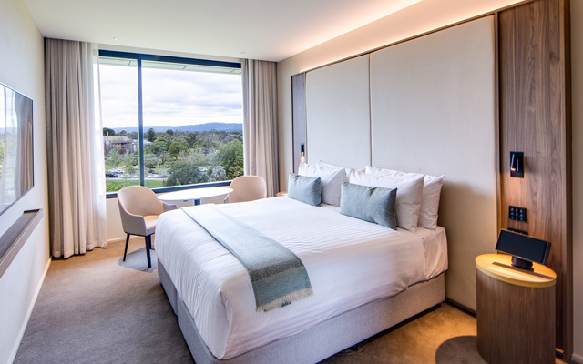 Adelaide Oval welcomes a boutique hotel