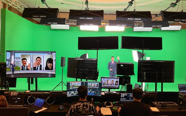 Conrad Centennial Singapore launches virtual studio