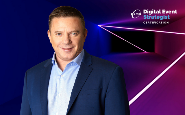 Darren Chuckry is one of the thought leaders that host live weekly Expert Hours in PCMA's Digital Event Strategist Course for APAC