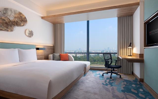 Hilton Garden Inn brand checks into Indonesia