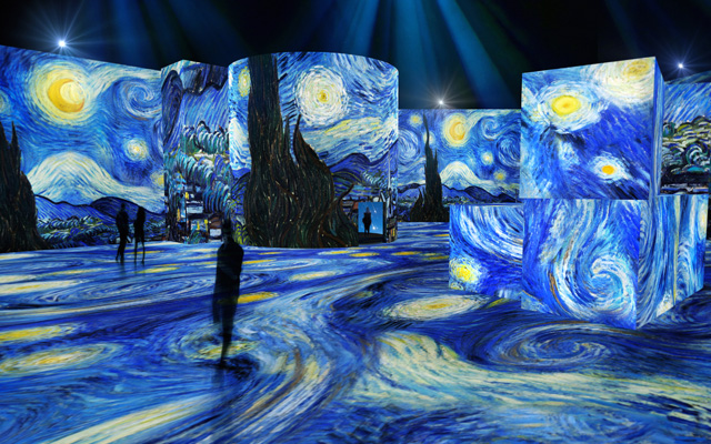 MCEC opens corporate bookings for its digital art gallery