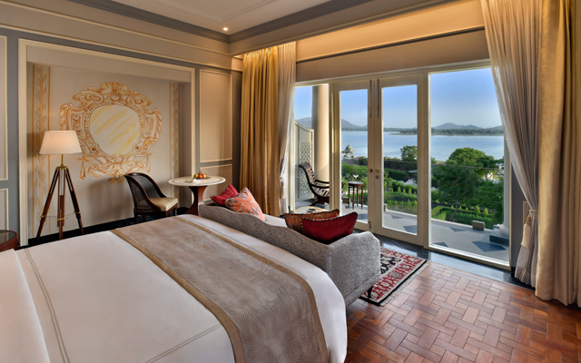 India's first Raffles hotel opens in Udaipur