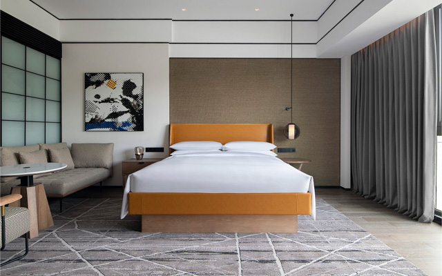 Marriott unveils new vision in China with Sheraton Mianyang opening